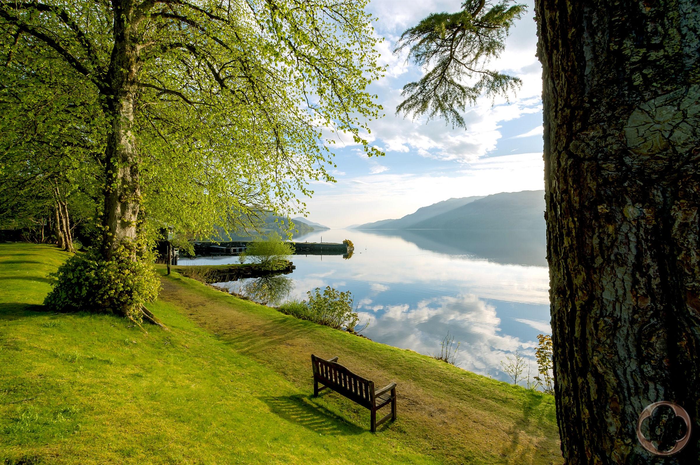 3-bed luxury accommodation in Fort Augustus, the Caledonian apartment, available to book with the Highland Club Direct